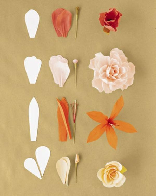 fleur-en-papier-crepon-taille
