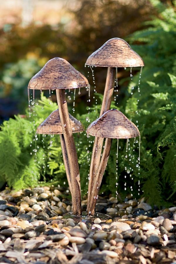 Une fontaine de jardin design quelques id es en photos fascinantes Fuentes de piedra antiguas