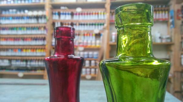 glasart-bouteille-décoration