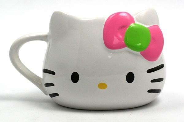 le-tasses-à-café-design-un-chat-mignon