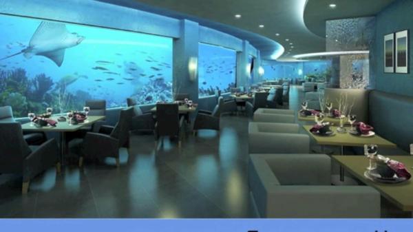 Le Design D Une Chambre D H 244 Tel De Luxe Sous Marine