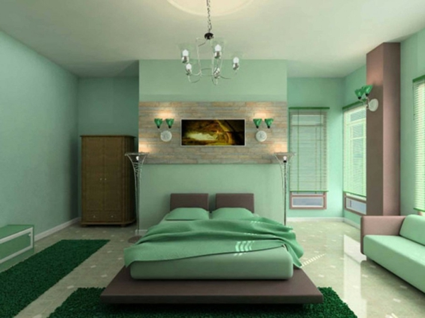 Green Paints Fr Kids Rooms