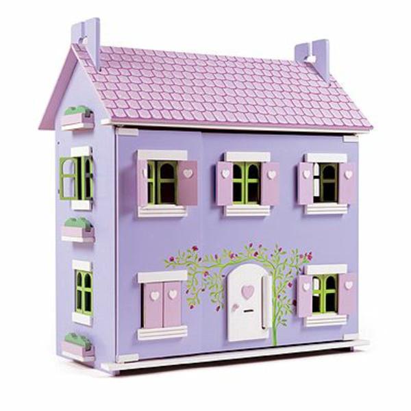 jolie-jouet-maison-en-bois-poupees