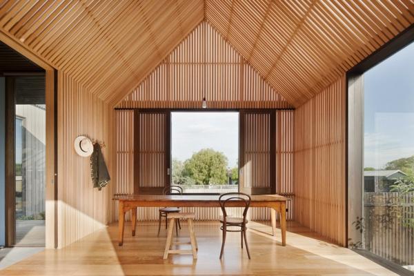 architecture moderne interieur bois accueil design et mobilier. Black Bedroom Furniture Sets. Home Design Ideas