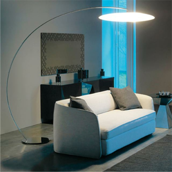 Populaire Grand lampadaire salon lampe trepied salon | Marchesurmesyeux IL18