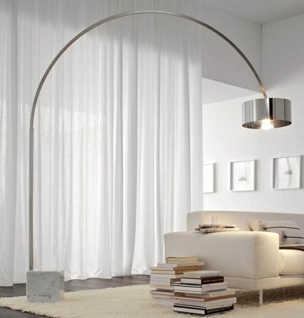 lampadaire-arc-moderne