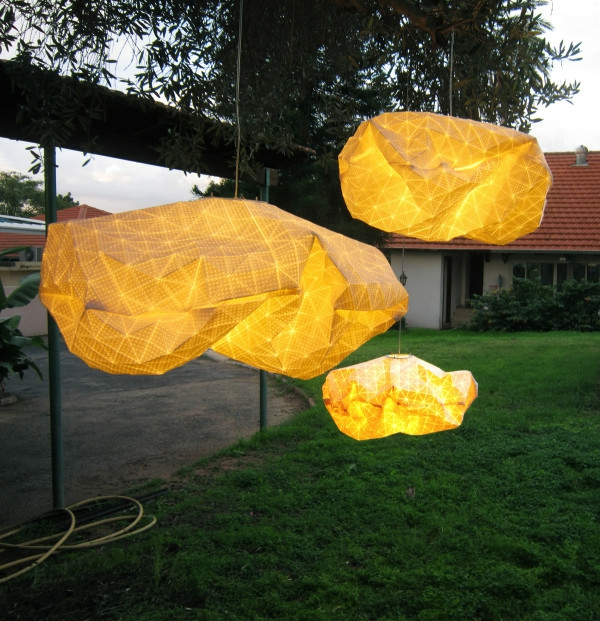 lampe-origami-lampes-extérieures