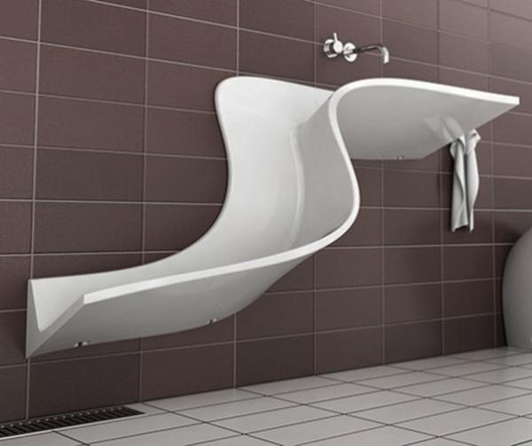 lavabo-a-forme-inhabituelle-blanc
