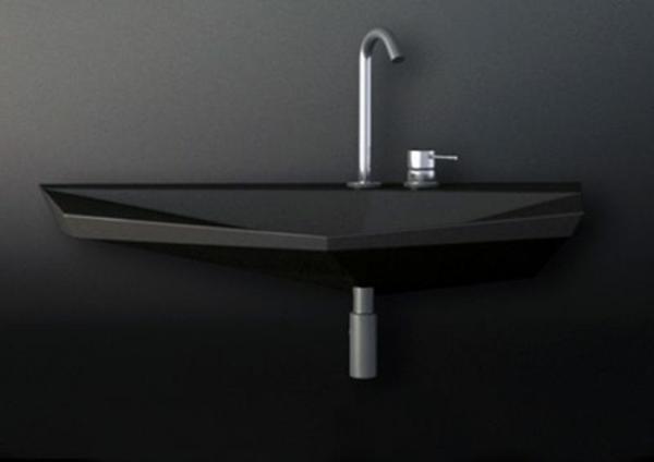lavabo-a-forme-inhabituelle-elegante-noir