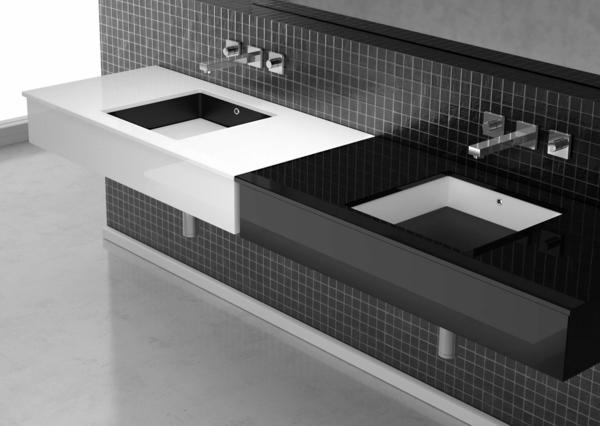 lavabo-noir-double-salle-de-bain-en-noir-et-blanc