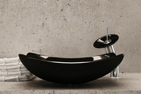 lavabo-noir-moderne-salle-de-bain-elegante