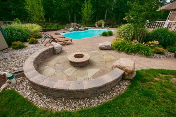 Le gravier d coratif vous aide cr er des espaces for Jardin gravier decoratif