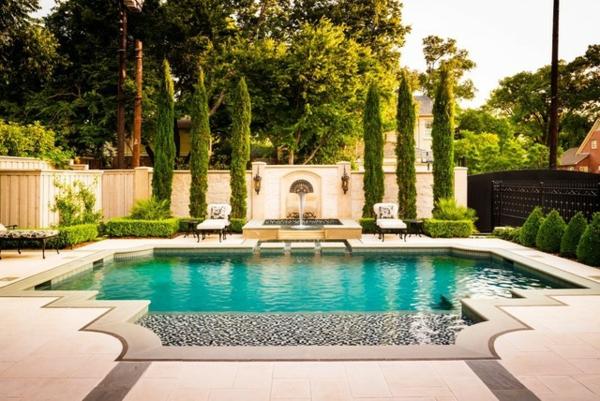 le-gravier-décoratif-une-piscine