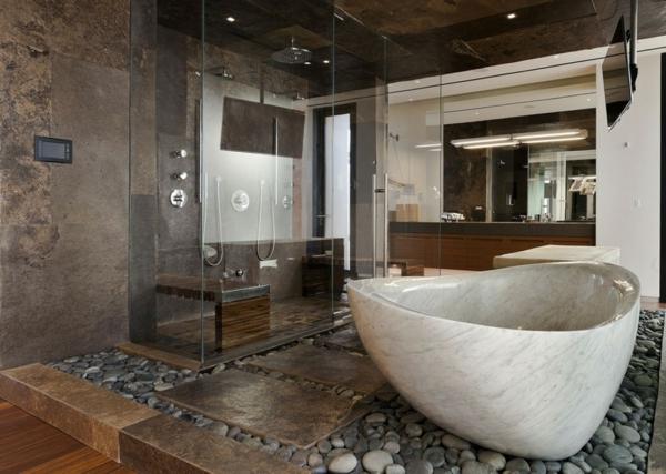 le-gravier-décoratif-salle-de-bain