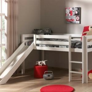 Le lit mezzanine toboggan - pour le plaisir de vos chers petits
