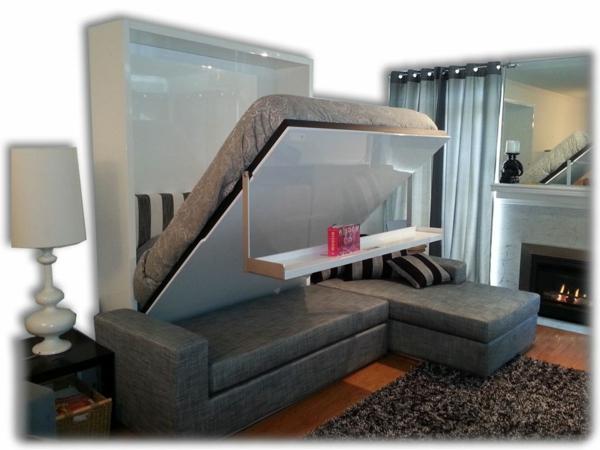 le lit rabattable est une d cision parfaite pour les. Black Bedroom Furniture Sets. Home Design Ideas