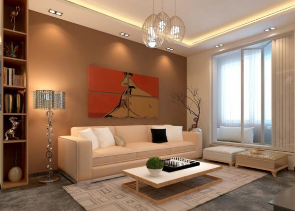 luminaire-suspendu-dans-une-salle-de-séjour