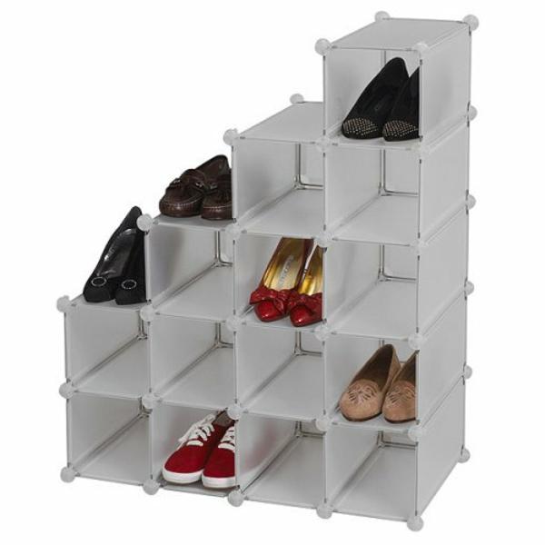 le meuble chaussure design organise de petites expositions ... - Meuble A Chaussure Design