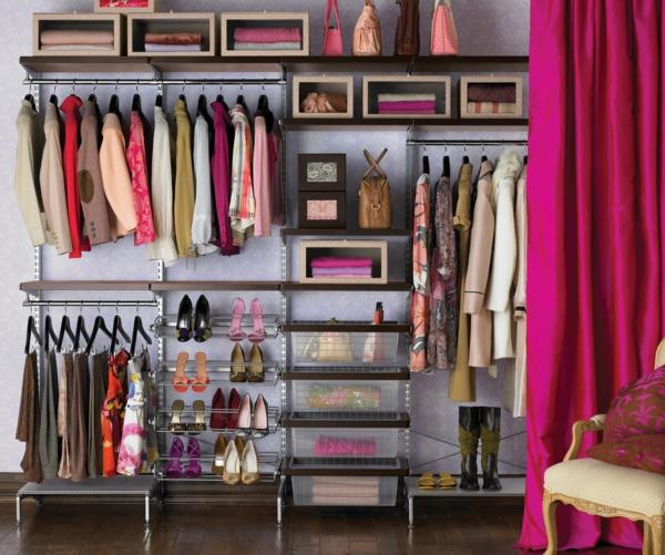meuble-chaussure-design-avec-des-cabinets-ouverts