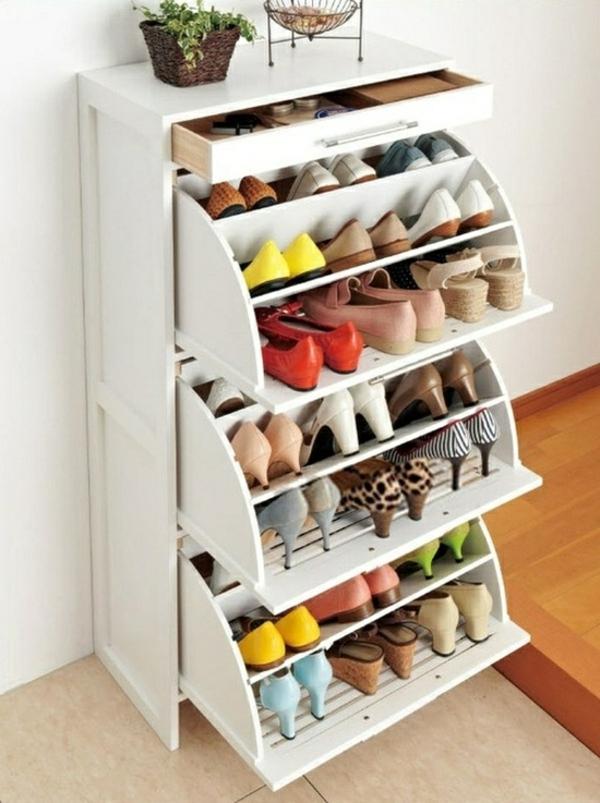 idee placard chaussure
