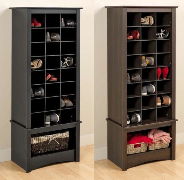 meuble pour ranger les chaussures id e inspirante pour la conception de la maison. Black Bedroom Furniture Sets. Home Design Ideas