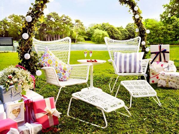 Le meuble de jardin ikea cr e des espaces jolis et confortables - Ikea pour le jardin montreuil ...