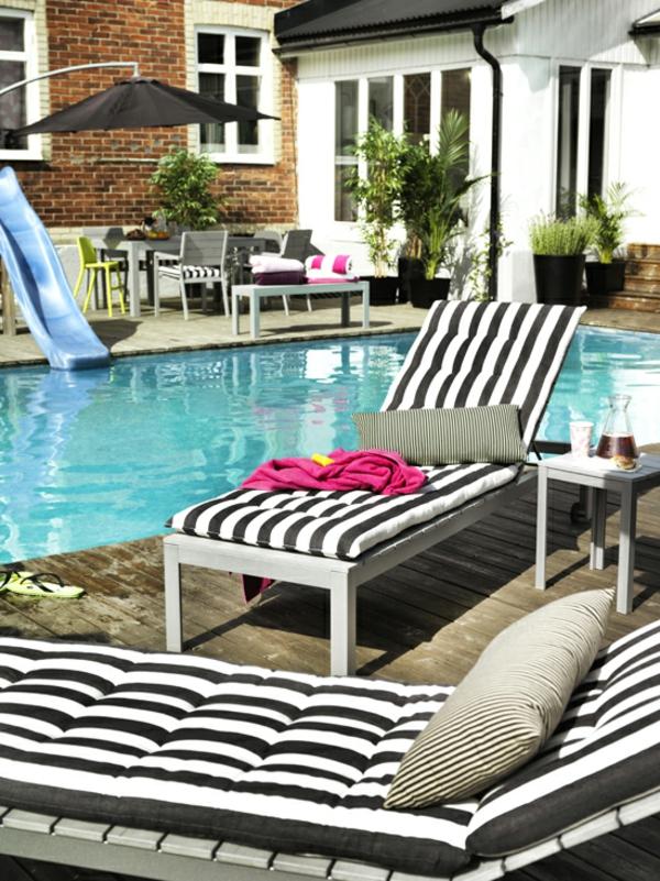 Le meuble de jardin ikea cr e des espaces jolis et confortables - Ikea mobilier jardin ...