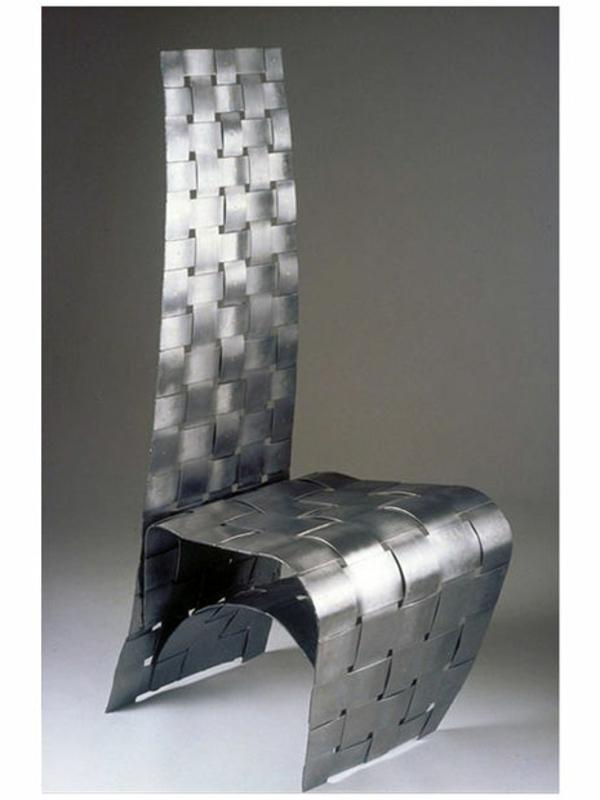 meuble-en-acier-chaise