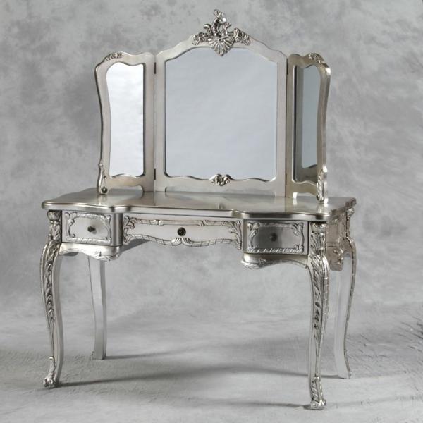 miroir-triptyque-argenté