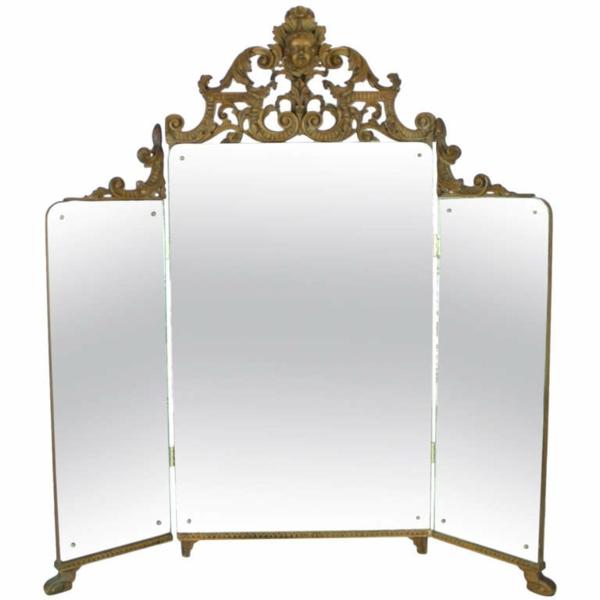 miroir-triptyque-victorien