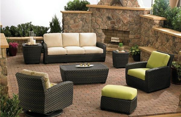 mobilier-de-design-contemporain-pour-l'extérieur