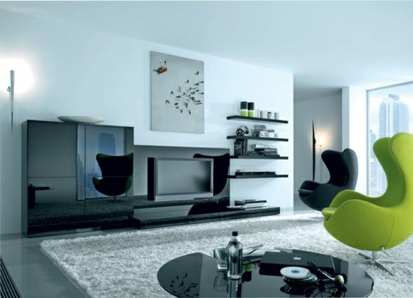 mobilier-de-design-contemporain-salle-de-séjour