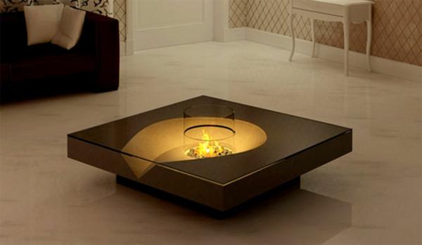 mobilier-de- design-contemporain-un-foyer-intérieur