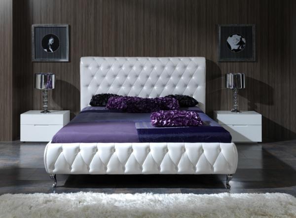 mobilier-de-design-contemporain-une-chambre-à-coucher-charmante