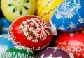 Les œufs décorés – un art inspirant non seulement pendant la periode des Pâques!
