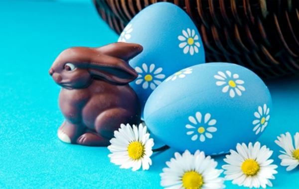 oeufs-decore-paques-lapin-en-chocolat