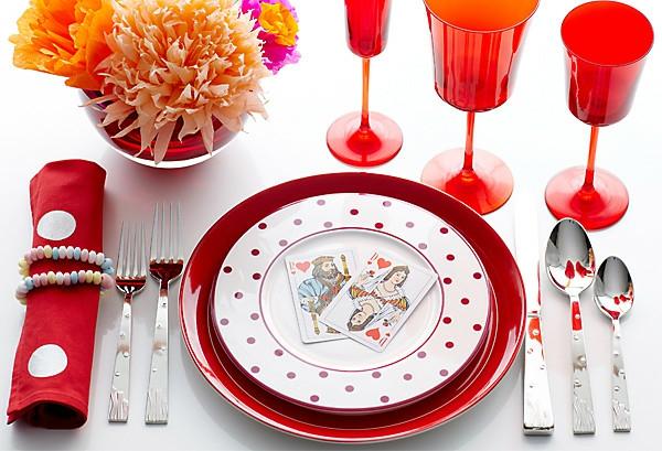table-décoration-pour-Saint-Valentin-originale