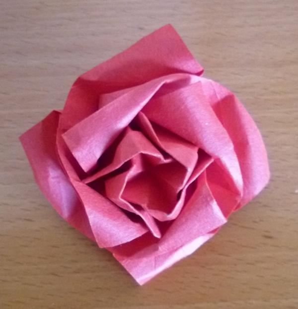 que vous avez bien aimé nos propositions pour origami facile fleur