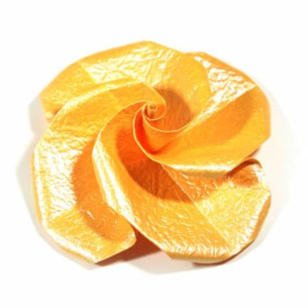 origami-facile-fleur-un-jeu-amusant-rose-jaune-papiers-origami