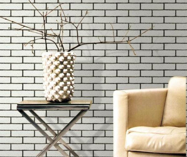 papier-peint-imitation-briques-coin-fauteuil