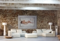 Le papier peint imitation brique donne de la personalité à votre décoration murale