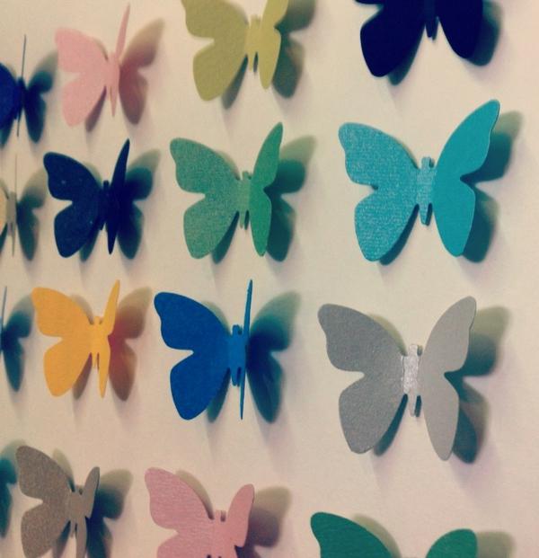 papillon-multicolore-décoration