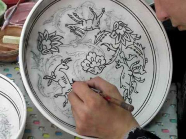 peinture-sur-ceramique-creative-amusante-idee-animaux