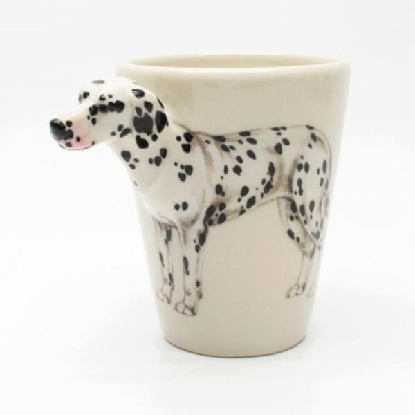 peinture-sur-ceramique-creative-amusante-mug-chien