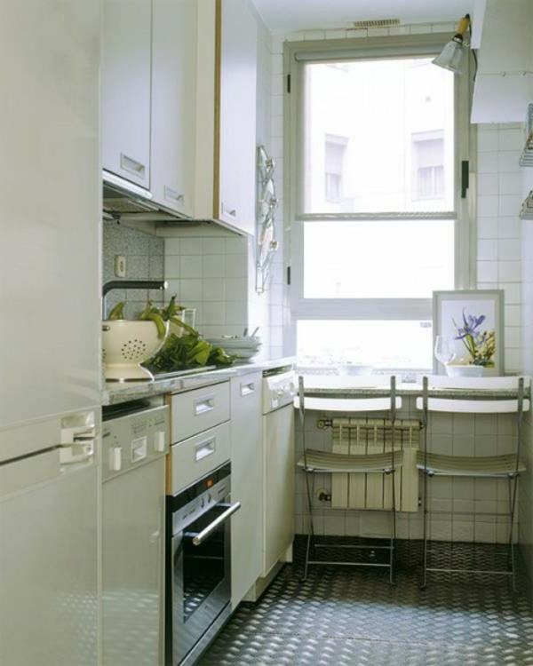 La petite cuisine design nous invite au confort et le style - Petite table de cuisine design ...