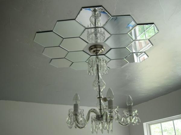 plafond-avec-miroir-plafonnier