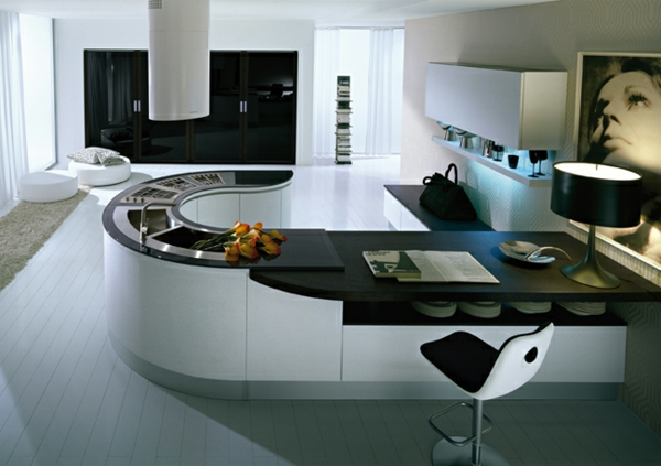 un plan de travail coulissant donnera plus d 39 espace dans. Black Bedroom Furniture Sets. Home Design Ideas