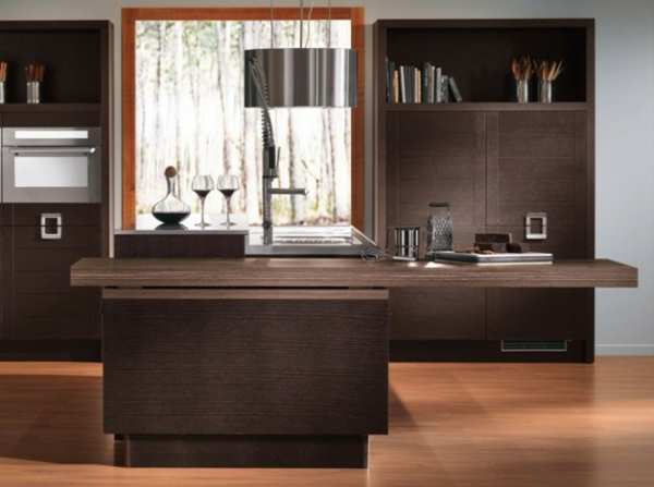 plan de travail coulissant elegant meuble cuisine avec plan de travail elements bas start. Black Bedroom Furniture Sets. Home Design Ideas