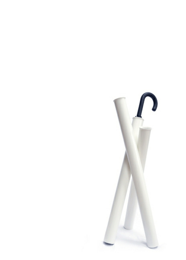 porte-parapluie-design-blanc