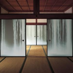 Les portes coulissantes japonaises pour votre intérieur plus lumineux